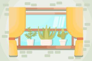 Vetplanten Vectoren