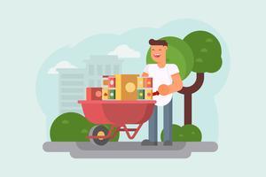 Vetores de condução de alimentos