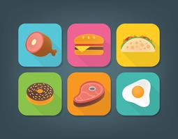 Mat App Icon Set
