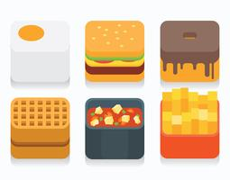 Essen App Icon Set