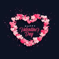 valentine's day beautiful background design