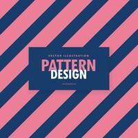pink and blue diagonal stripes vector background