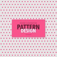 abstracte grijze achtergrond met roze polka dots