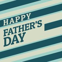 glücklicher Hintergrund des Vatertags