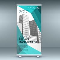 marketing roll up banner template for your brand