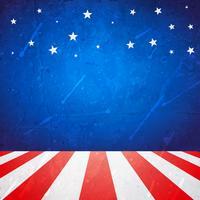 fond américain avec un espace pour votre texte