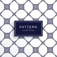 stijlvolle lijn abstracte patroon backgorund