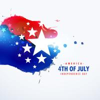 american holiday 4th of july background