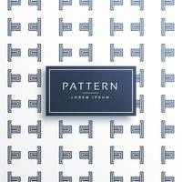 stijlvolle lijn patroon ontwerp achtergrond