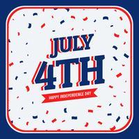Feier am 4. Juli