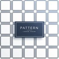 vector de diseño de patrón de líneas mínimas limpias
