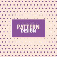 purple dots vector halftone style background