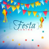 festa junina festival party illustration