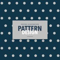 blue polka dots background with gray circles