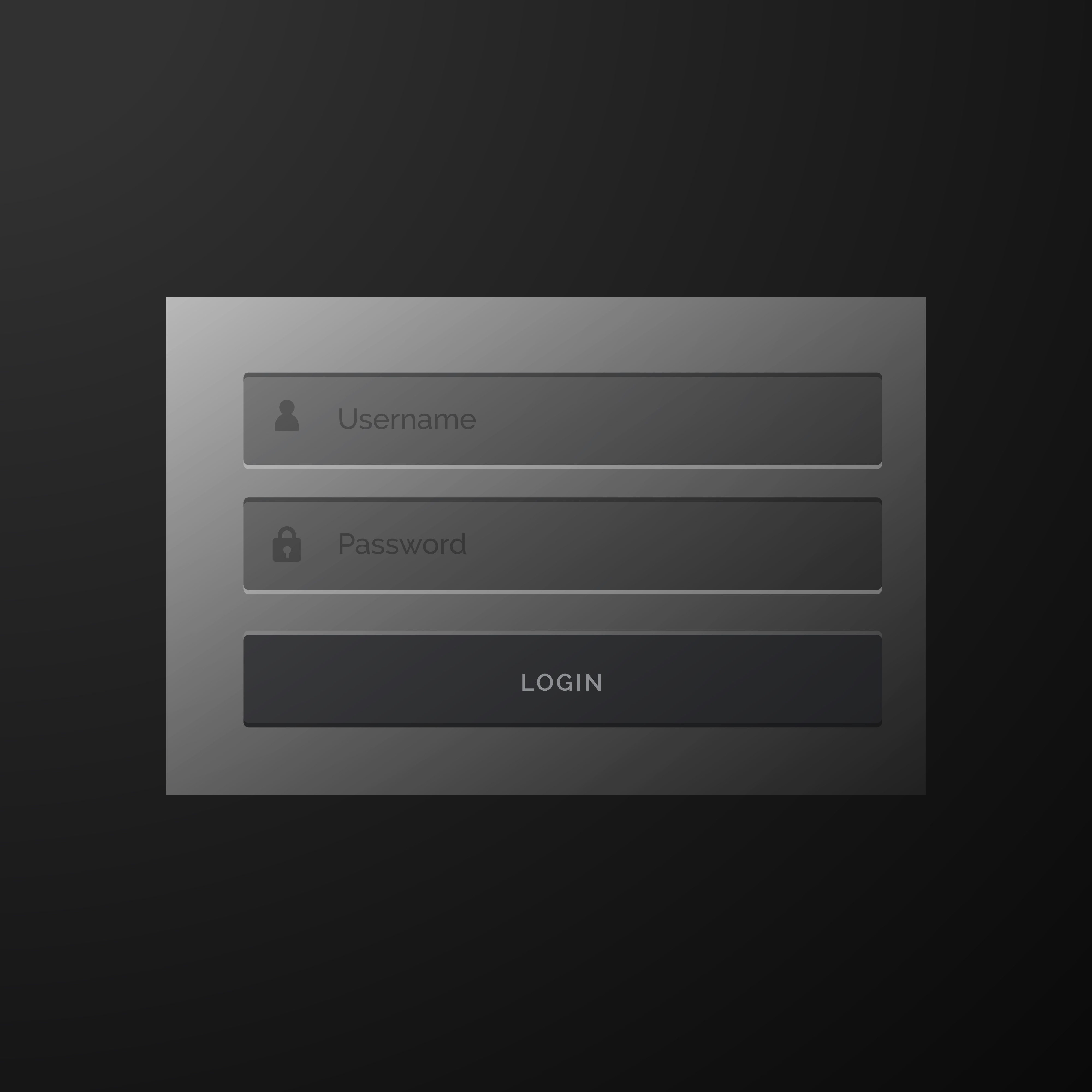 Contemporary Html Login Template Picture Collection ...