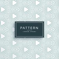 abstracte lijn stijlvolle patroon vector