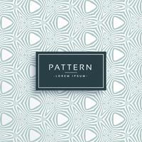 abstrakte Linie stilvolle Muster Vektor