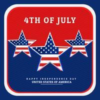 nationaler unabhängigkeitstag von amerika
