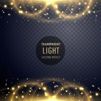 funkelnder Lichteffekt-Glitterarthintergrund