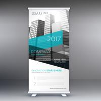 company roll up presentation banner
