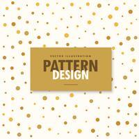 abstraktes Gold und weißer Musterhintergrund