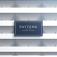 moderne Linien abstrakter Musterhintergrund