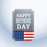 Insignia del día de la independencia