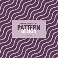 lignes diagonales ondulées minimes dans des tons violets