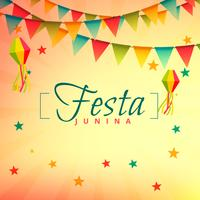 festa junina event festival design