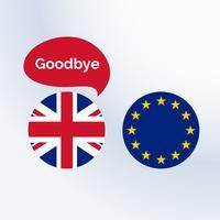 Storbritannien säga farväl till europeisk union