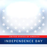 Etats-Unis 4 juillet fond de la fête de l'indépendance