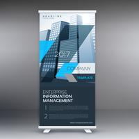 professional roll up banner template