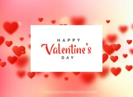 schöne Liebe Hintergrund zum Valentinstag