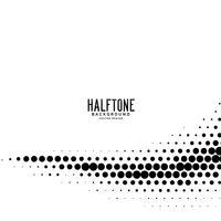 minimal wavy dots halftone background