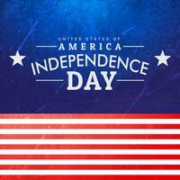 fundo americano do dia da independência