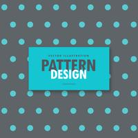 elegant gray background with blue polka dots