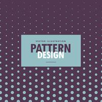 diseño de patrón de puntos sobre fondo púrpura