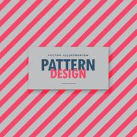 diagonala linjer rand bakgrund i grå och rosa färg