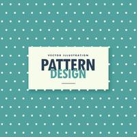 blue vintage color polka background