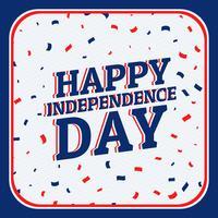 joyeux fond de la fête de l'indépendance
