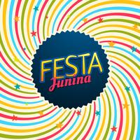 festa junina karnevalfestival illustration