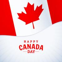 nationale feestdag happy canada dag groet