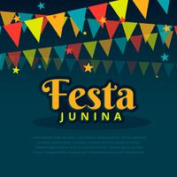 lateinamerikanisches festa junina festival