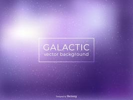 Ultra-violet-galactic-background-vector