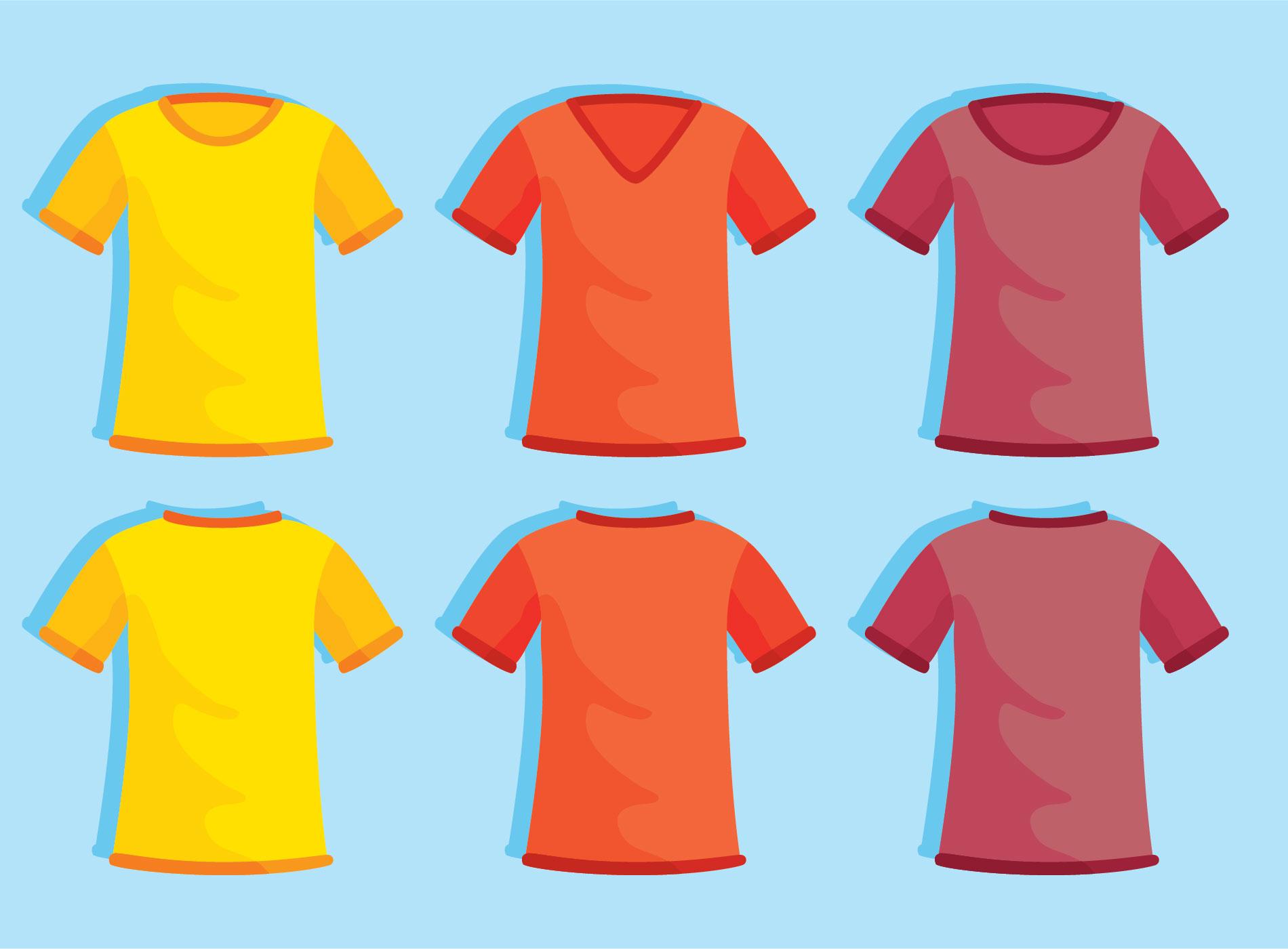 Großzügig Einfache T Shirt Malvorlagen Fotos ...