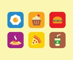 Breakfast-icons