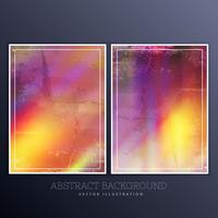 colorato vibrante con texture di sfondo