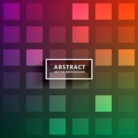 colorful abstract squared tiles background