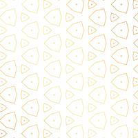 diseño de fondo abstracto de líneas doradas