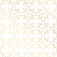 fundo abstrato geométrico padrão dourado